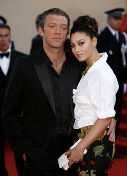Monica Bellucci & Vincent Cassel
