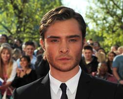<b>Ed Westwick speaks o...</b>