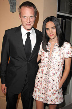 Paul With Wife Jennifer Connelly