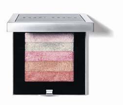 Platinum Pink Shimmer Brick