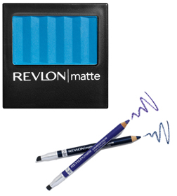 Revlon Matte eyeshadow and eyeliner