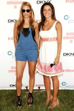 Charlotte Ronson & Shoshanna Lonstein-Gruss