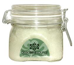 DeadSeaSource De-tox Seaweed Salt Scrub