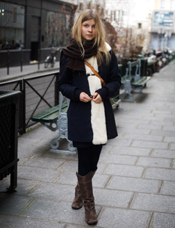 <b>Style Icon: Clemence...</b>