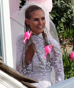 Heidi Klum's White Trash Wedding