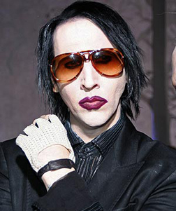 Marilyn Manson will be at HMV today