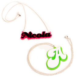 Neon necklaces from prezzybox.com