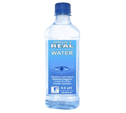 Affinity's Real Alkalized Water