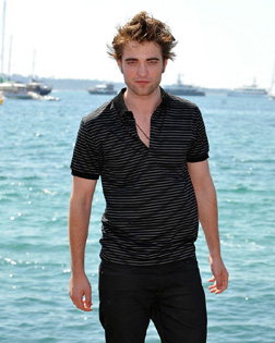 Robert Pattinson at the Cannes Film Festival