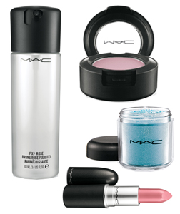 MAC make-up trend for this summer