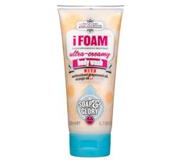 Soap and Glory's i-Foam Bodywash