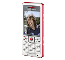 The new Sony Ericsson C510