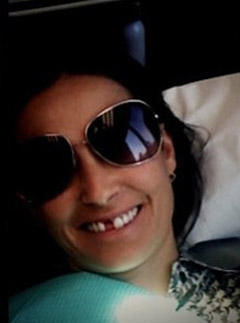 Toothless Demi Moore