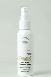 Frownie's Rosewater Hydrating Spray
