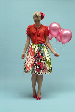 The 'Birthday' Skirt £245