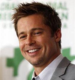 Sagittarius - Brad Pitt