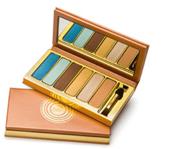 Bronze Goddess Sand & Sea Eye Palette