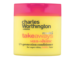 Results Takeaways Sun-shine UV Protection Conditioner