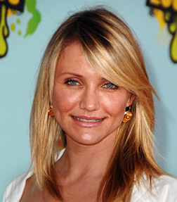 Why is Cameron Diaz so stressed