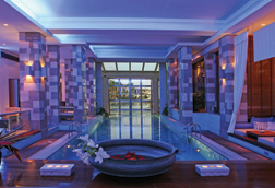 The Spa at the Beach Resort