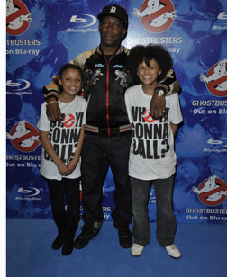 Dizzee Rascal at the screening