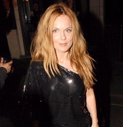 Geri Halliwell for Topshop?