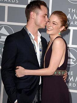 LeAnn Rimes with husband Dean
