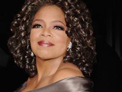 Oprah Winfrey celebrates her 55th birthday