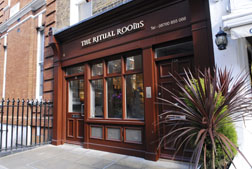 <b>The Ritual Rooms...</b>