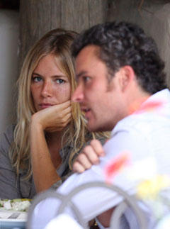 Sienna Miller & Balthazar Getty