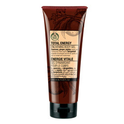 Total Energy Guarana Ginger & Jojoba Body Gel