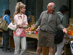Evan Rachel Wood & Larry David