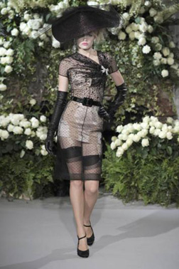 Dior at Couture Week