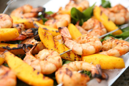 <b>Shrimp and Mango Ado...</b>