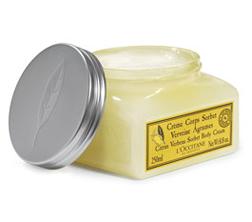 L'Occitane Citrus Verbena Sorbet Body Cream