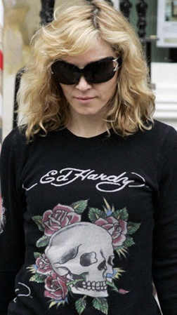 <b>Madonna's New Clothi...</b>