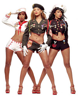 Michelle Williams in Destiny's Child
