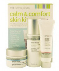 MD Formulations Calm and Comfort Skin Kit