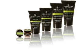 Osmium for men the natural grooming range