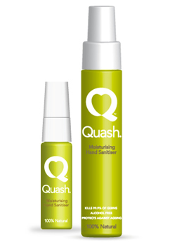 Quash Anti-bacterial Hand Foam
