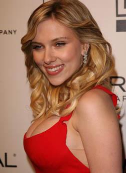 Scarlett Johansson for Marilyn Monroe