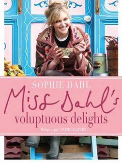 Sophie Dahl Gets Her Own Cookery Show