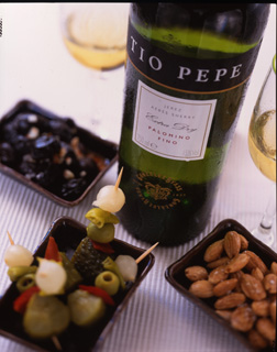 Try your hand at wine tasting & tapas