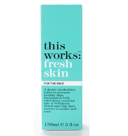 This Works Fresh Skin toner