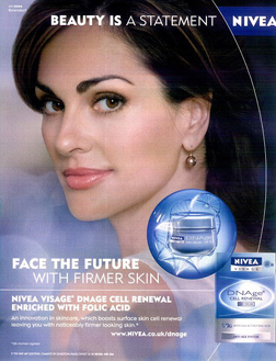 The banned Nivea DNAge Advert