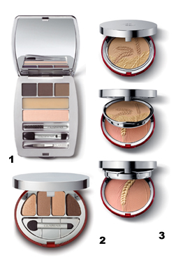 Clarins New Nude Collection