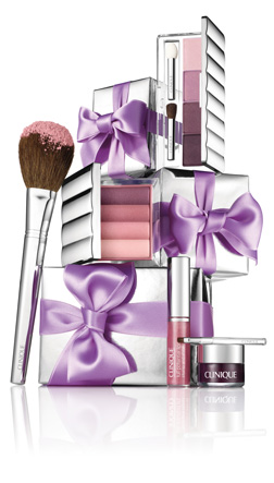 Clinique Black Tie Violets Collection
