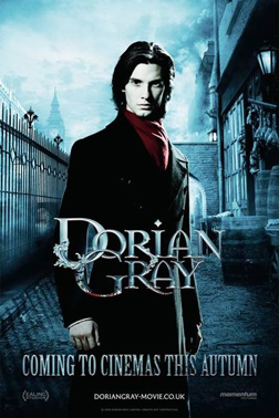Watch the trailer for Dorian Gray