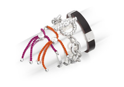 Fiji, Betsey, and Hampton Bracelet by Monica Vinader