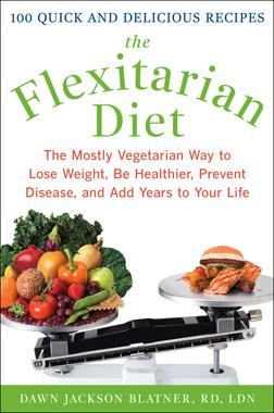 Dawn's book, The Flexitarian Diet